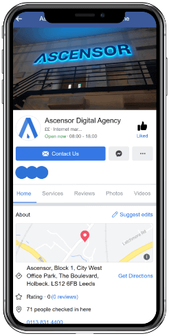 Ascensor can help with your marketing