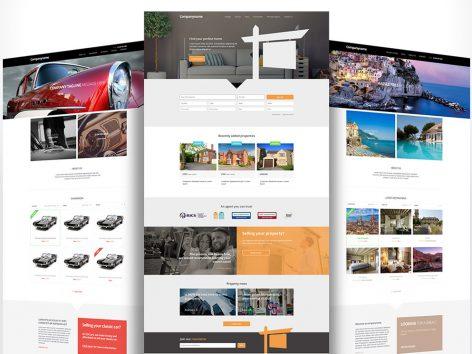 Meet the All New Air Websites Designs