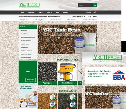 YRC Trade Resin