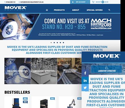 Movex Equipment