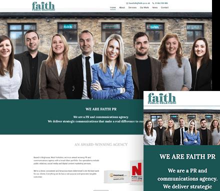 Faith PR