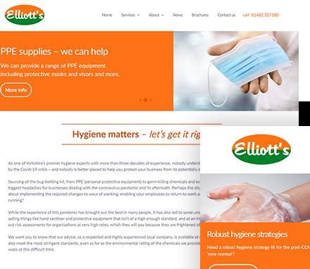 Elliott Hygiene