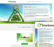 Starbons Air Website