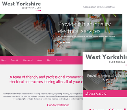 West Yorkshire Electrical