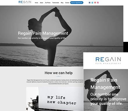 Regain Pain Management