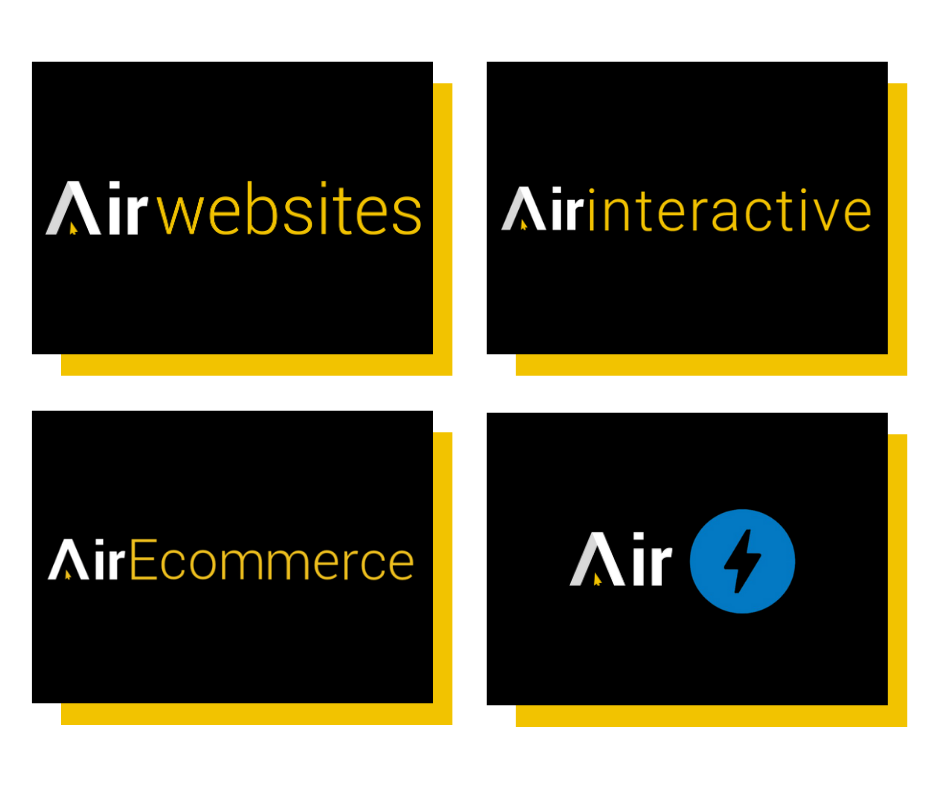 Which Air Website is right for my business?