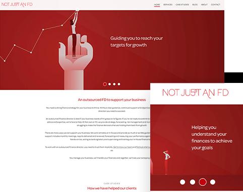 Not Just an FD   Air Websites