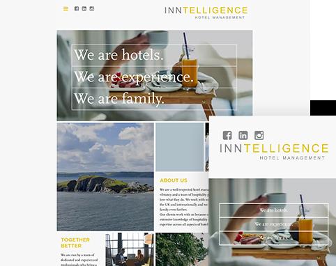 Inntelligence   Air Websites