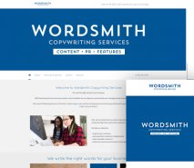 Wordsmith's Copywriting Services | Air Websites
