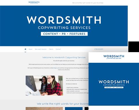 Wordsmith's Copywriting Services | Air Websites