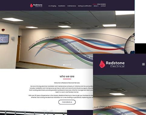 Redstone Electrical | Air Websites