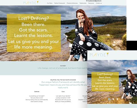 Maydey   Air Websites