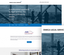 Omega Legal | Air Websites
