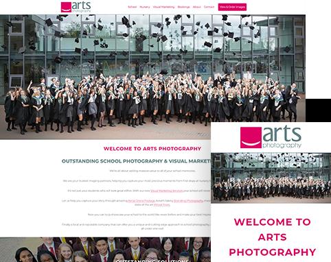 Arts Photography | Air Websites