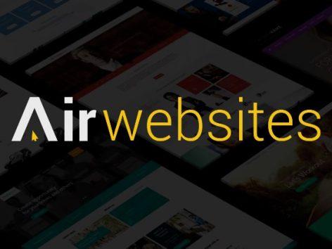 Air Websites