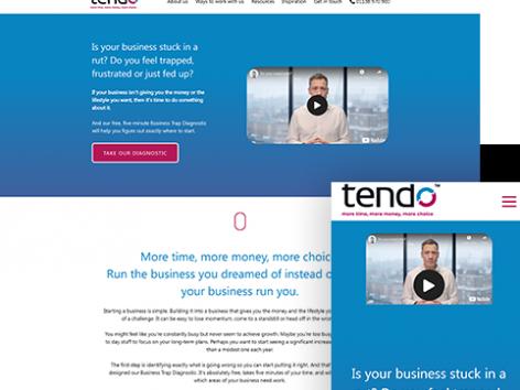 Tendo | Air Websites