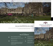 Leon & Company Financial Services | Air Websites