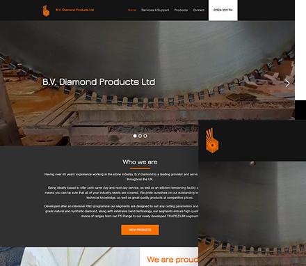 BV Diamond Products