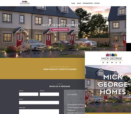 Mick George Homes